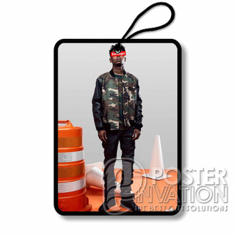 21 Savage Photo Custom Air Fresheners Car and Home Rooms Fragrances