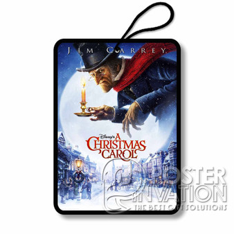 A Christmas Carol Custom Air Fresheners Car and Home Rooms Fragrances