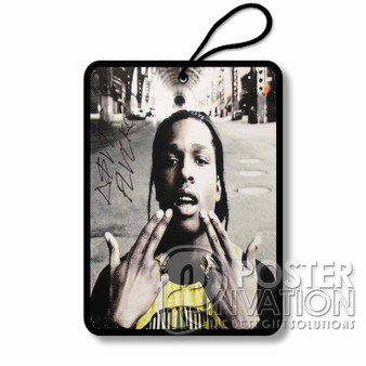 A ap Rocky 2 Custom Air Fresheners Car and Home Rooms Fragrances