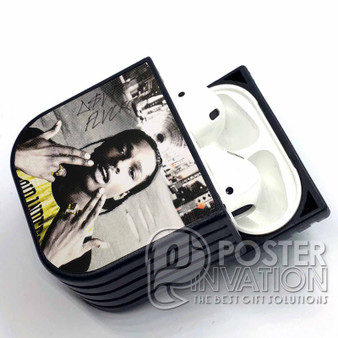 A ap Rocky 2 Custom Airpods Case Skin Protective Cover Airpods 1 Airpods 2 Airpods Pro