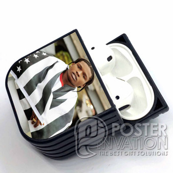 A ap Rocky Custom Airpods Case Skin Protective Cover Airpods 1 Airpods 2 Airpods Pro