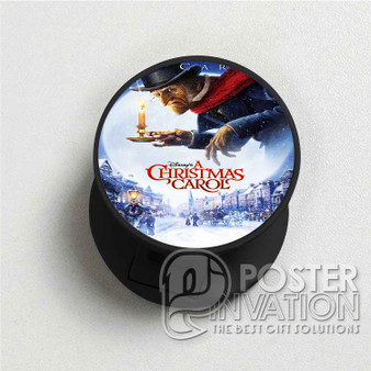 A Christmas Carol Custom Folding Phone Holder Pop Up Stand Out Grip