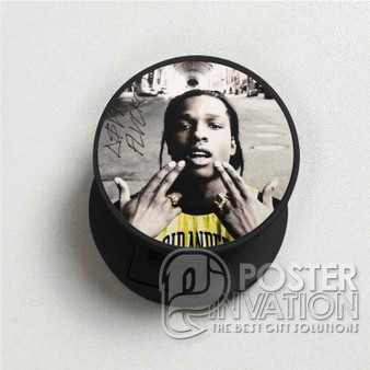 A ap Rocky 2 Custom Folding Phone Holder Pop Up Stand Out Grip