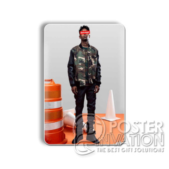21 Savage Photo Custom Magnet Refrigerator Home Decor 2 x 3 Inch Perfect Gift