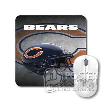 Chicago Bears NFL Custom Gaming Mouse Pad Desk PC Laptop Game Keyboard Pad