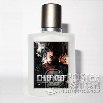 Chief Kneef Finally Rich Custom Perfume Bottle Cover Case Baccarat Unisex Fragrance Fresh Aromatic Perfect Gift
