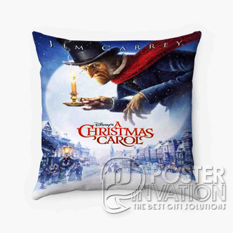 A Christmas Carol Custom Pillow Trow Chusion Case Cover Bed and Shofa Perfect Gift
