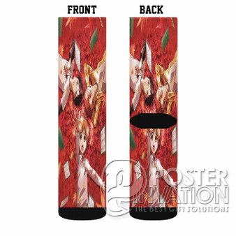 Chihayafuru Custom Socks Sublimation Sports Game Sporting Goods Perfect Gift