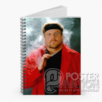 Amazing Johnathan Custom Spiral Notebook Ruled Line Front Cover Book Case Perfect Gift