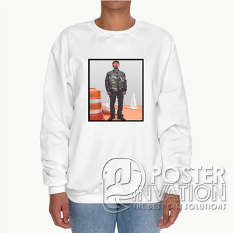 21 Savage Photo Custom Unisex Heavy Blend Crewneck Sweatshirt S M L XL XXL XXXL Summer Winter Spring Perfect Gift