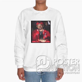 21 Savage Rapper Custom Unisex Heavy Blend Crewneck Sweatshirt S M L XL XXL XXXL Summer Winter Spring Perfect Gift