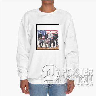 A ap Mob Custom Unisex Heavy Blend Crewneck Sweatshirt S M L XL XXL XXXL Summer Winter Spring Perfect Gift