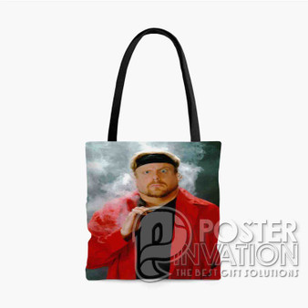 Amazing Johnathan Custom Tote Bag AOP Polyester S M L Comfort Fashionable Totebags Unisex Stylish Bag Perfect Gift