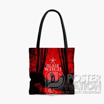 Blair Witch Custom Tote Bag AOP Polyester S M L Comfort Fashionable Totebags Unisex Stylish Bag Perfect Gift