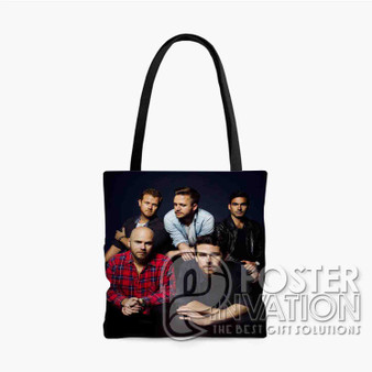 Boy Bear Custom Tote Bag AOP Polyester S M L Comfort Fashionable Totebags Unisex Stylish Bag Perfect Gift