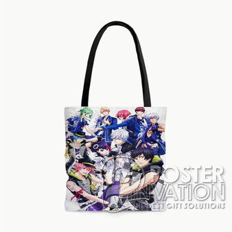 B Project Kodou Ambitious Custom Tote Bag AOP Polyester S M L Comfort Fashionable Totebags Unisex Stylish Bag Perfect Gift