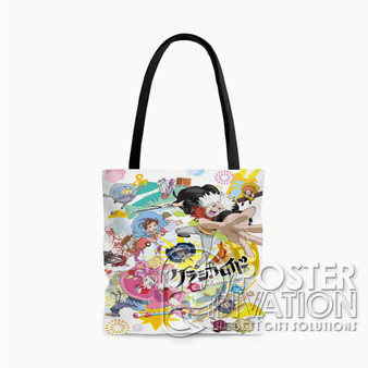 Classicaloid Custom Tote Bag AOP Polyester S M L Comfort Fashionable Totebags Unisex Stylish Bag Perfect Gift