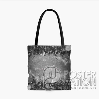 Coldplay Everyday Life Custom Tote Bag AOP Polyester S M L Comfort Fashionable Totebags Unisex Stylish Bag Perfect Gift