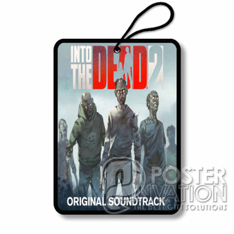 Into the Dead 2 Custom Air Fresheners Car and Home Fragrances Room Refreshement
