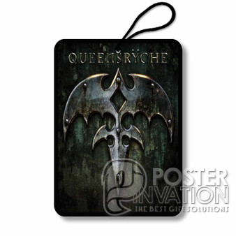 Queensryche 2 Custom Air Fresheners Car and Home Fragrances Room Refreshement