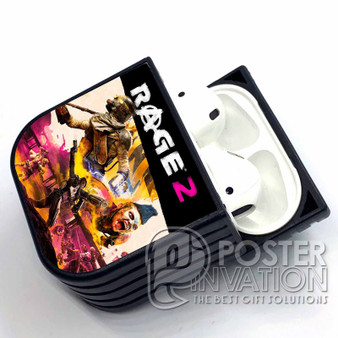 Rage 2 Custom Airpods Case Skin Protective Cover Airpods 1 Airpods 2 Airpods Pro
