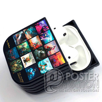 The Human Condition Jon Bellion Custom Airpods Case Skin Protective Cover Airpods 1 Airpods 2 Airpods Pro
