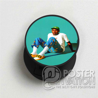 Tyler The Creator Custom Folding Phone Holder Pop Up Stand Out Grip