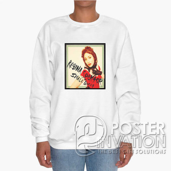 Regina SpektorCustom Unisex Heavy Blend Crewneck Sweatshirt S M L XL XXL XXXL Summer Winter Spring Perfect Gift