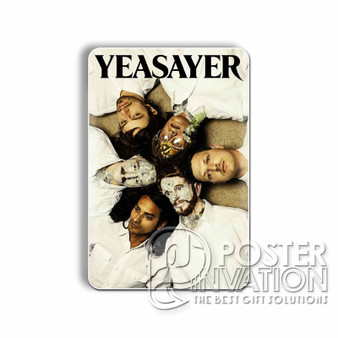 Yeasayer Custom Magnet Refrigerator Home Decor 2 x 3 Inch Perfect Gift