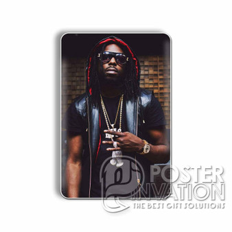 Young Thug Custom Magnet Refrigerator Home Decor 2 x 3 Inch Perfect Gift