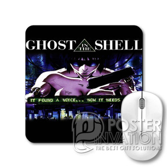 Ghost in The Shell 1995 Custom Gaming Mouse Pad Desk PC Laptop Game Keyboard Pad Perfect Gift