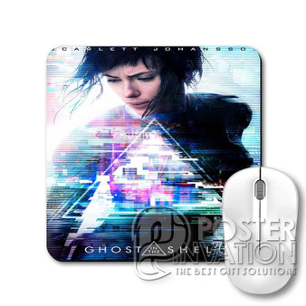 Ghost in the Shell 2017 Custom Gaming Mouse Pad Desk PC Laptop Game Keyboard Pad Perfect Gift