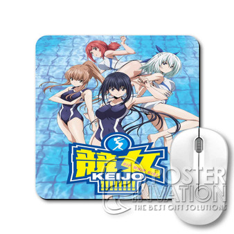 Keijo Anime Custom Gaming Mouse Pad Desk PC Laptop Game Keyboard Pad Perfect Gift