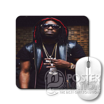 Young Thug Custom Gaming Mouse Pad Desk PC Laptop Game Keyboard Pad Perfect Gift