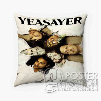 Yeasayer Custom Pillow Trow Chusion Case Cover Bed and Shofa Home Decor Perfect Gift