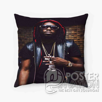 Young Thug Custom Pillow Trow Chusion Case Cover Bed and Shofa Home Decor Perfect Gift