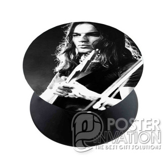 Young David Gilmour Custom Phone Holder Pop Up Stand Out Mount Grip Standing Pods Perfect Gift