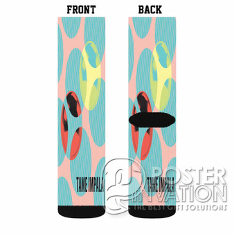 Tame Impala 2 Custom Socks Sublimation Sports Game Sporting Goods Perfect Gift