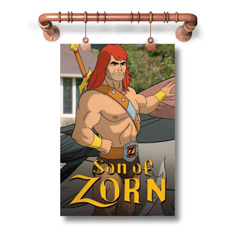 Son of Zorn Custom Art Silk Poster Wall Decor 20 x 13 Inch 24 x 36 Inch