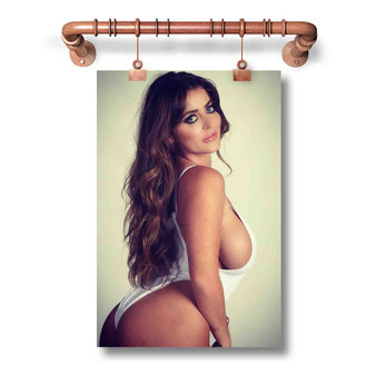Sophie Dee Custom Art Silk Poster Wall Decor 20 x 13 Inch 24 x 36 Inch