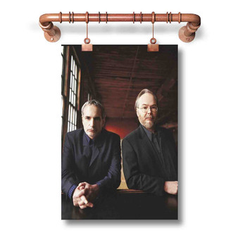 Steely Dan Custom Art Silk Poster Wall Decor 20 x 13 Inch 24 x 36 Inch