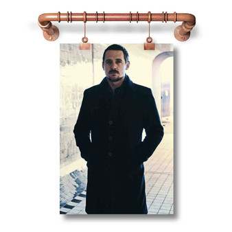 Sturgill Simpson Custom Art Silk Poster Wall Decor 20 x 13 Inch 24 x 36 Inch
