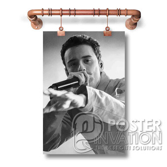 Logic New Custom Art Silk Poster Wall Decor 20 x 13 Inch 24 x 36 Inch