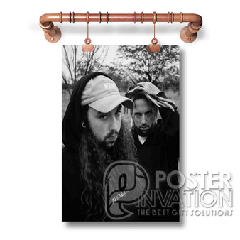 $UICIDEBOY$ Black White Custom Art Silk Poster Wall Decor 20 x 13 Inch 24 x 36 Inch