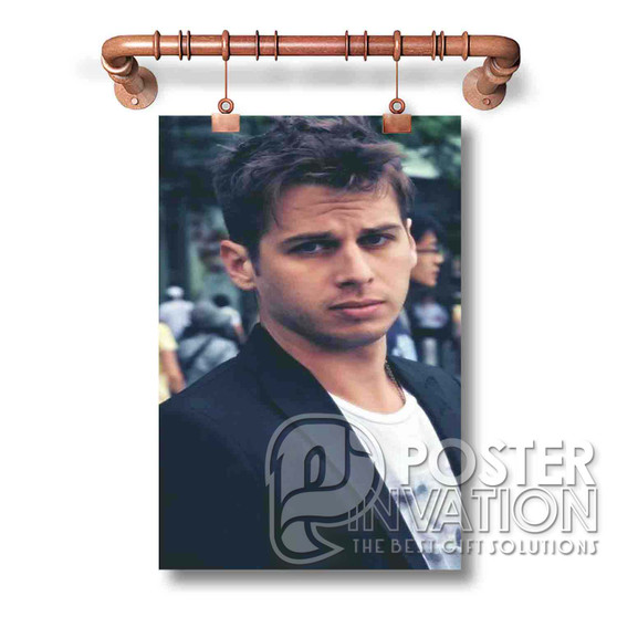 Mark Foster Foster the People Custom Art Silk Poster Wall Decor 20 x 13 Inch 24 x 36 Inch