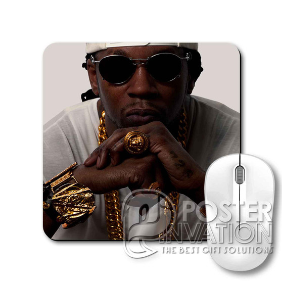 2 Chainz Custom Gaming Mouse Pad Desk