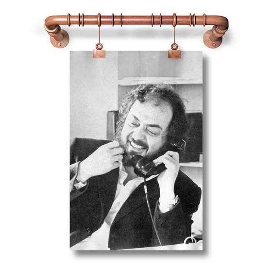 Stanley Kubrick Custom Art Silk Poster Wall Decor 20 x 13 Inch 24 x 36 Inch
