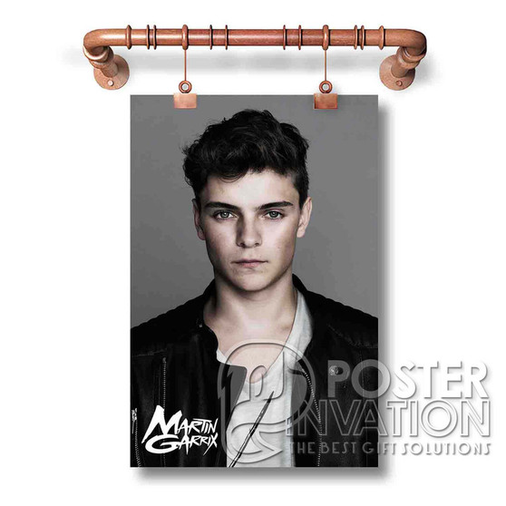 Martin Garrix Custom Art Silk Poster Wall Decor 20 x 13 Inch 24 x 36 Inch