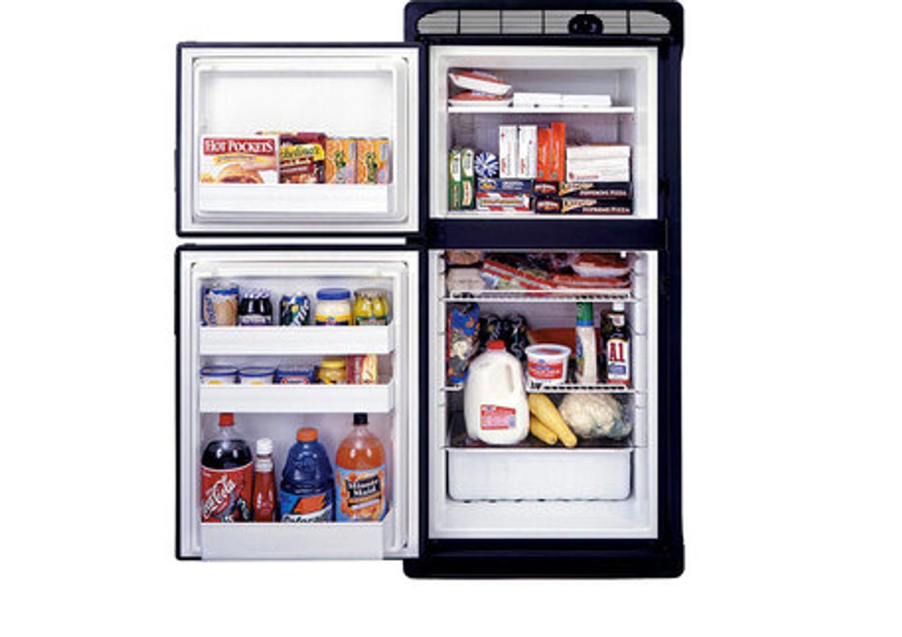 Norcold DE0061 AC/ DC Refrigerator (7 cubic foot refrigerator) on