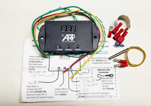 Norcold High Temperature Limit Switch V2 0 by ARPrv